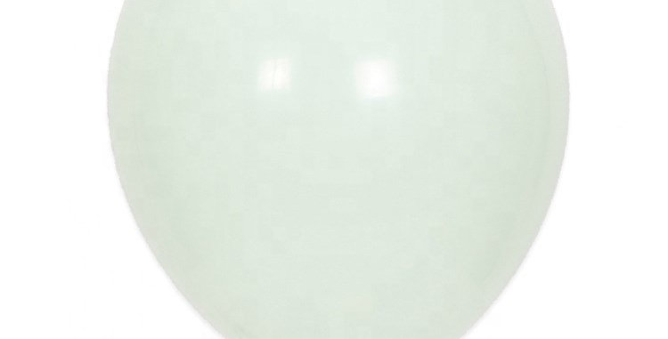 TBS Latex - Green Macaron Balloon 18""
