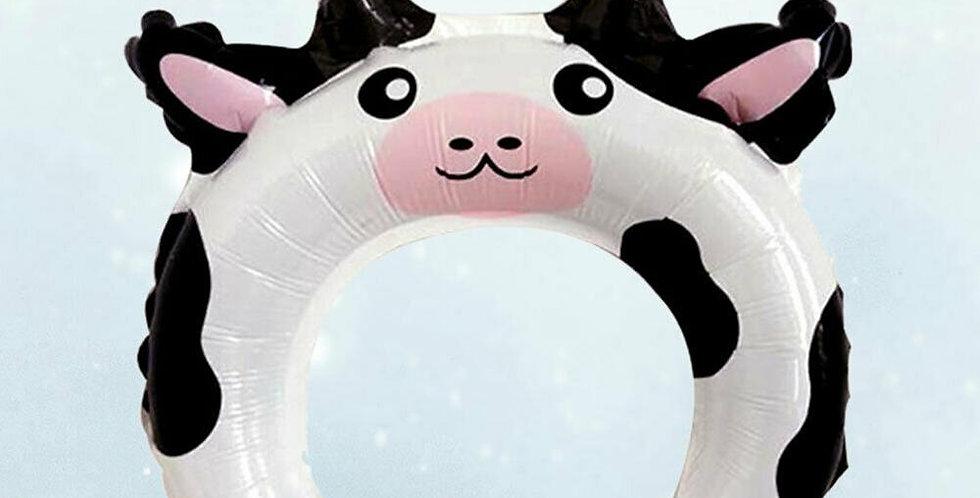 TBS Cow Headband Balloon