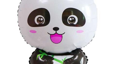 TBS Foil - Panda Shaped Balloon