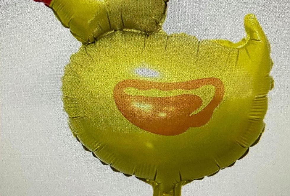 TBS Rubber Duckie Balloon