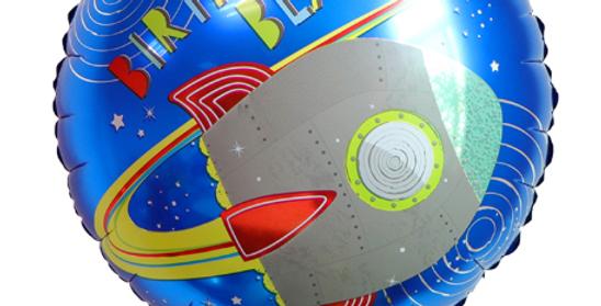 "TBS Foil - 18""BirthdayBlast"