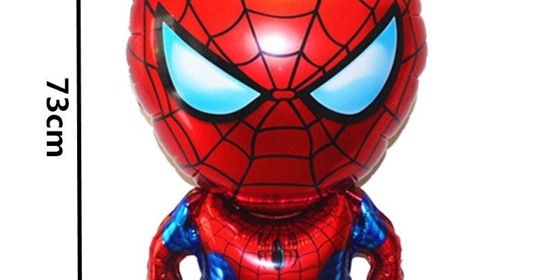 TBS Foil - Marvel Heroes Foil Balloon-Spider Man