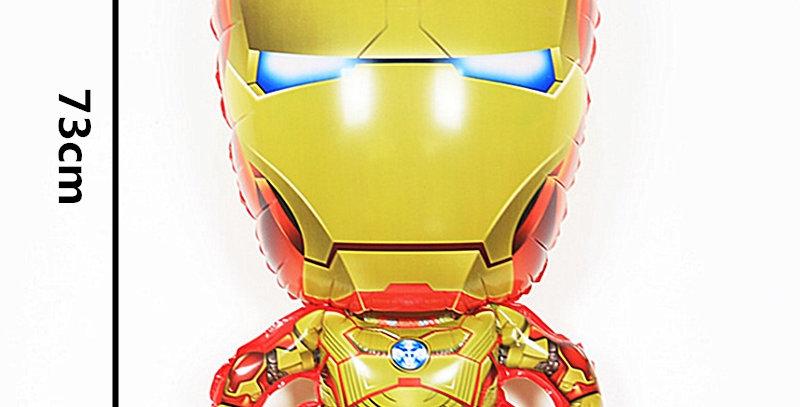 TBS Foil - Marvel Heroes Foil Balloon-Iron Man