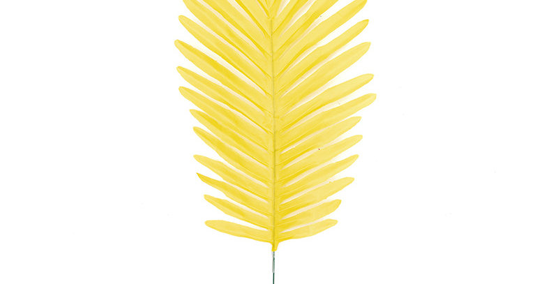 TBS Accessories - Fake Tropical Leaves_Gold