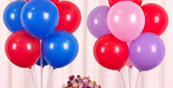 TBS Balloon Stand