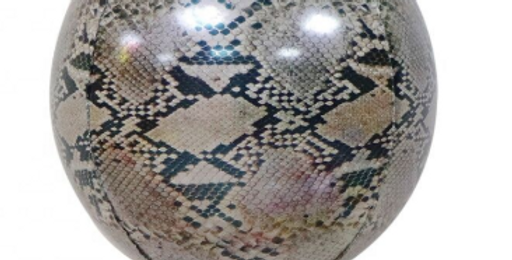 TBS Foil - Snake Animal Print Balloon 22""