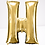 "Thumbnail: TBS Foil - 16"" H Gold Balloon"