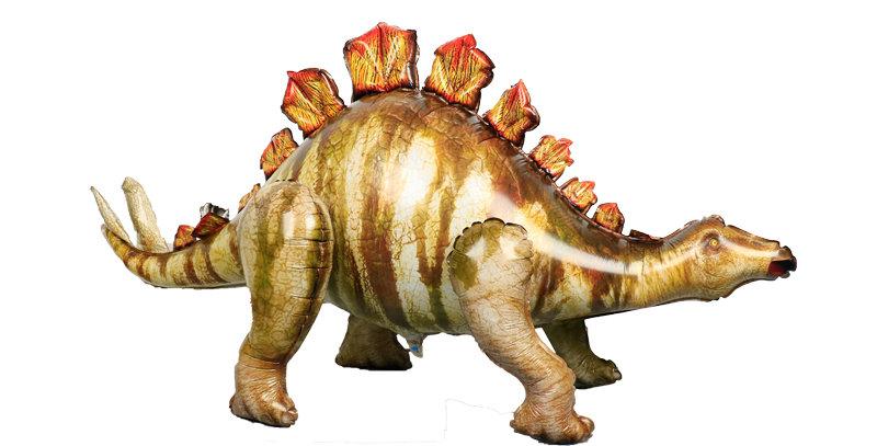 TBS Foil - Stegosaurus 4D Foil Dinosaur Balloon