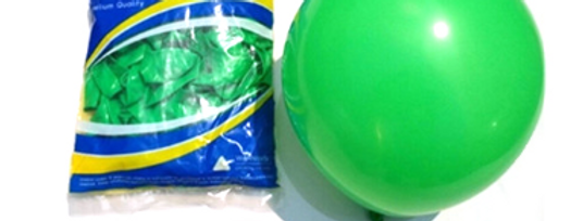 """TBS Latex - Green Balloon 10"""""""