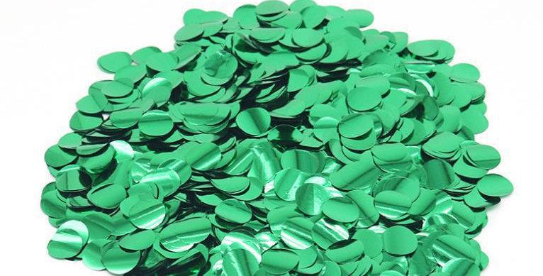 TBS Accessories_Confetti Green