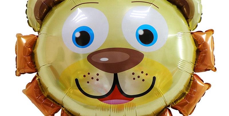 "TBS Foil - 26"" Lion Head Foil Balloon"