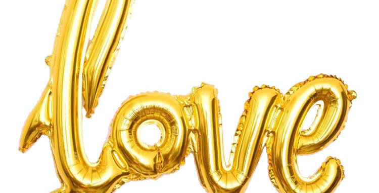 TBS Foil - Love Balloon