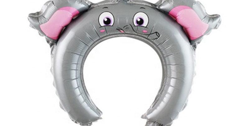 TBS Elephant Headband Balloon