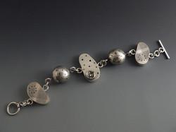 Hollowware Bracelet