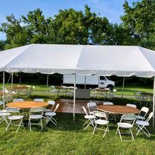 20x40 West coast Frame Tent- $400.00