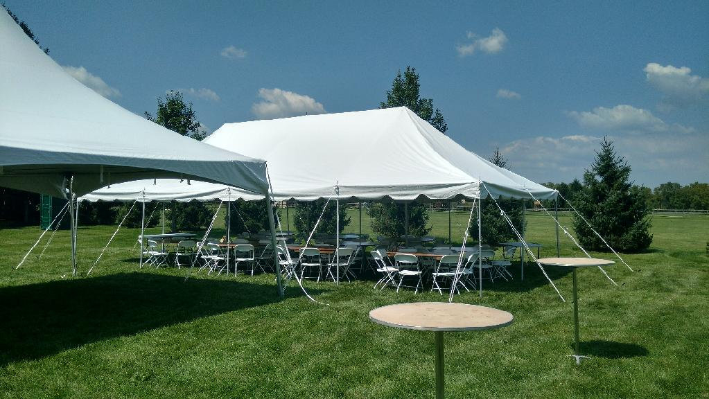 20x40 Tent Package