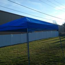 Pop Up Tents $40.00