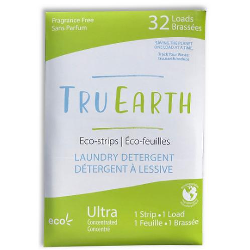 TruEarth Eco-strip Laundry Detergent - 32 loads