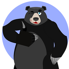 black grey bear circle.png
