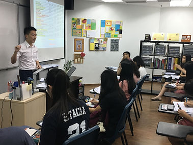 Top-notch teaching provided by Ex-MOE Physics specialists