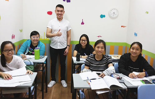 Chemistry Tuition at SG Physics | Ex-MOE | Sec & JC level