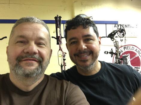 Scott & Luis