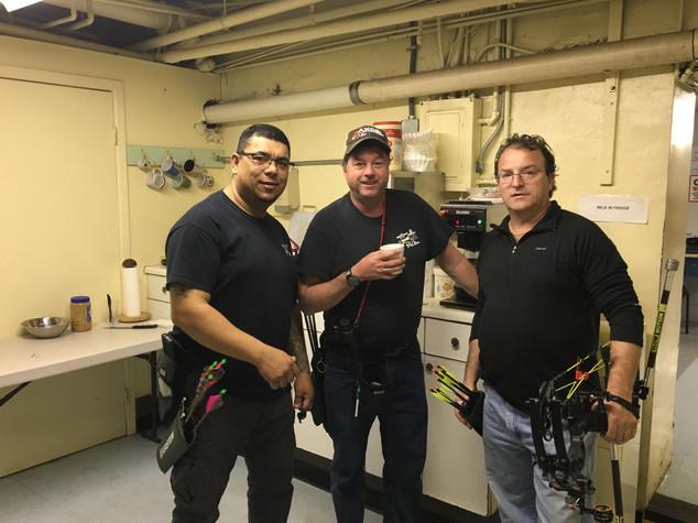 Julio, Steve & Joe