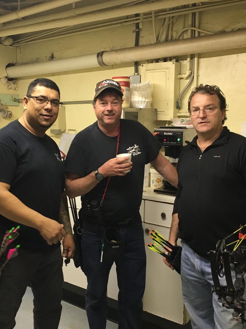 Julio, Joe & Steve