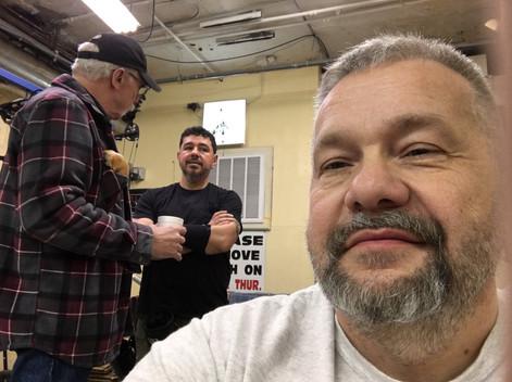 Benny, Luis & Scott