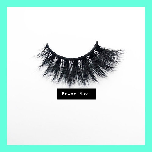 POWER MOVE STYLE LASHES