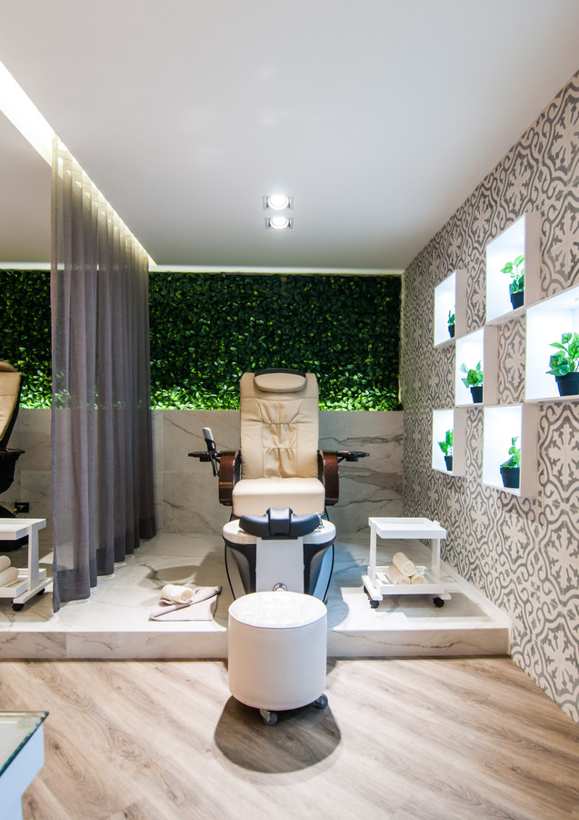 SALON DE BELLEZA  ROYAL SANDS