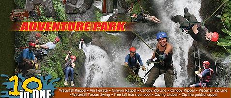 ADR Adventure Park Manuel Antonio
