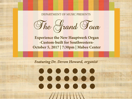 The Grand Tour Faculty Recital