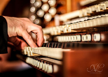 Hands on the Meyerson Fisk Organ
