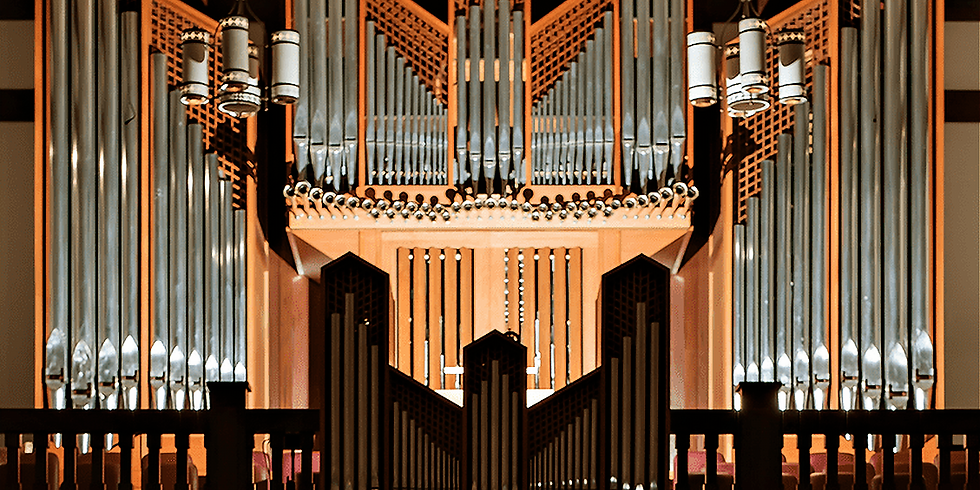 Fort Worth Chapter of the American Guild of Organist's Member Recital
