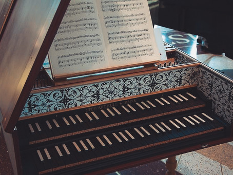 Keene Church Senior Fellowship Group: Harpsichord Presentation