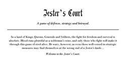Jester's Court Design Doc