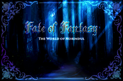 Fate of Fantasy - The Visual Novel