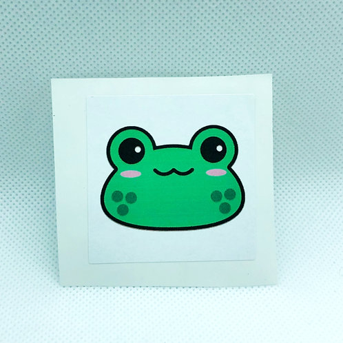 Francis the Frog Sticker