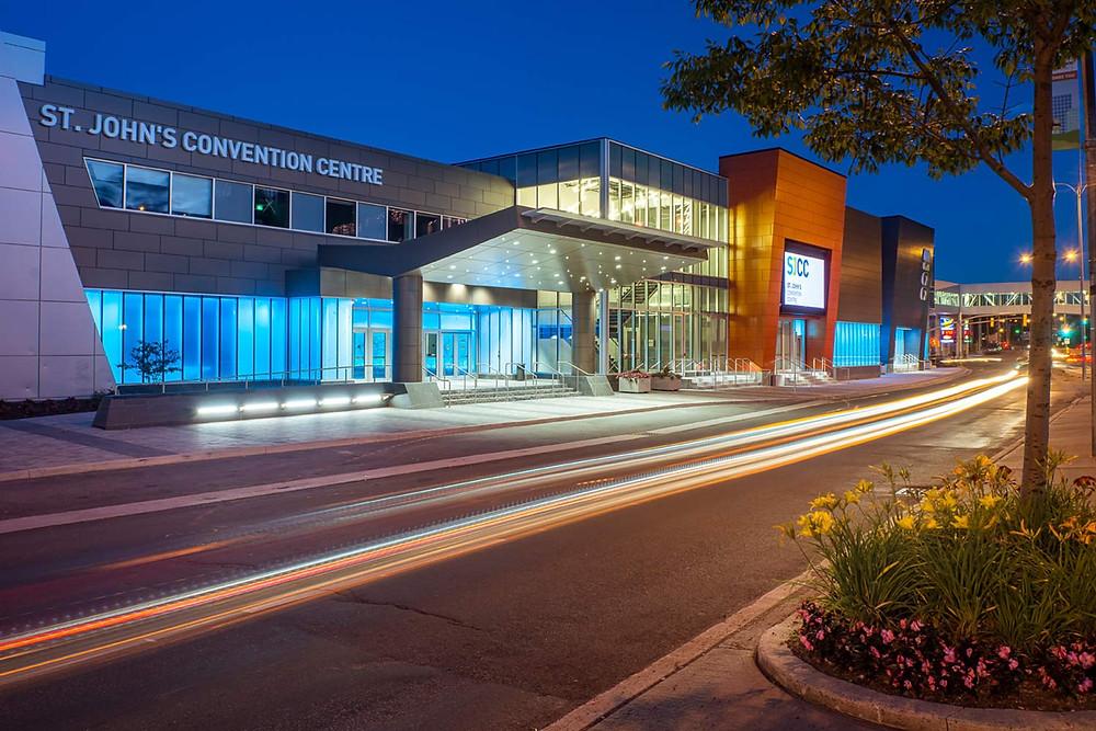 St. John Convention Centre