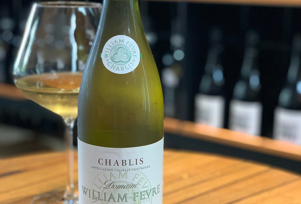 2018 William Fevre Chardonnay