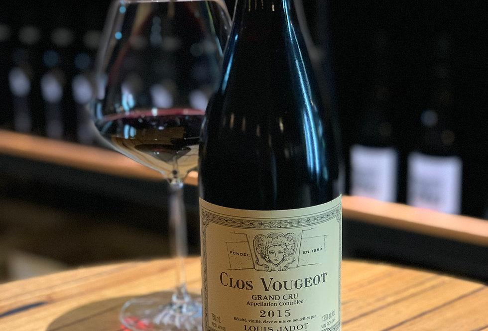 2015 Jadot Clos Vougeot Pinot Noir