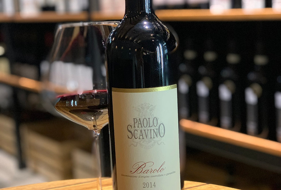 2014 Paolo Scavino Barolo