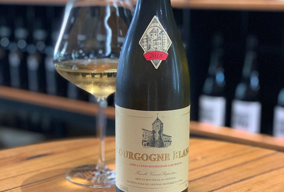 2018 Chateau de Fuisse Bourgogne Blanc Chardonnay