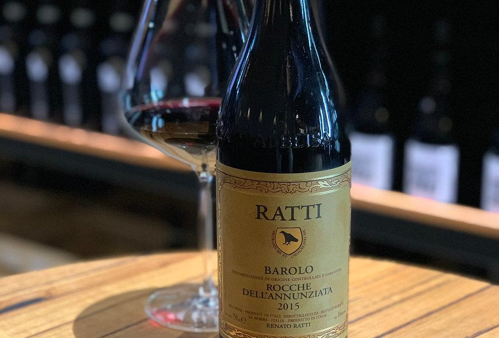 2015 Ratti Barolo