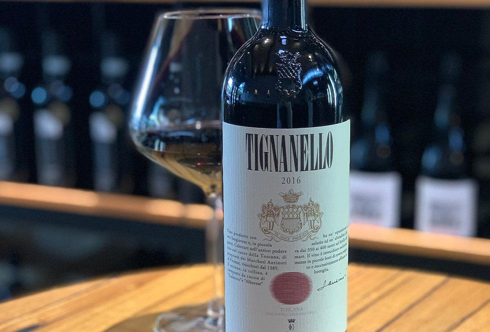 2016 Antinori Tignanello Super Tuscan Blend