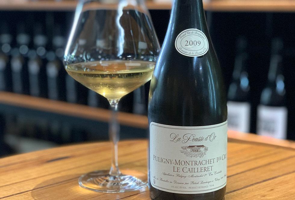 2009 La Pousse d'Or Puligny-Montrachet 1er Cru Le Cailleret Chardonnay