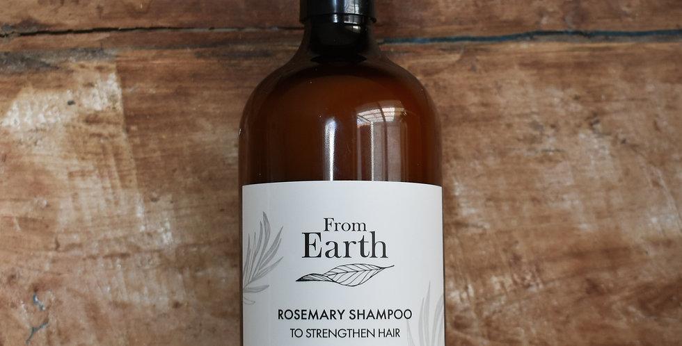 Gentle Shampoo With Rosemary & Avocado 500ml