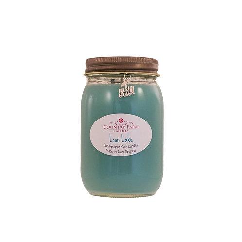 Loon Lake Charm Jar - Large