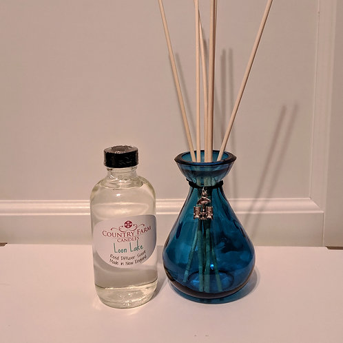 Loon Lake Reed Diffuser Set